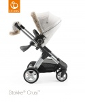 Stokke® Stroller Winter Kit Pearl White