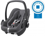 Maxi-Cosi Pebble Plus Sparkling Grey 2019