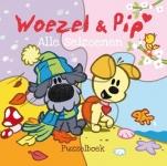 Leopold Puzzelboek Woezel & Pip