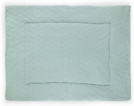 Jollein Boxkleed Diamond Knit Vintage Green 80 x 100 cm