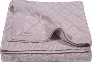 Jollein Zomerdeken Diamond Knit Vintage Pink 75 x 100 cm