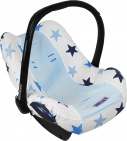 Dooky Seat Cover 0+ Blue Stars