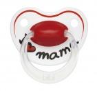 Bibi Fopspeen Dental Mama  0-6mnd