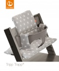Stokke® Tripp Trapp® Classic Cushion Grey Star (Coated)