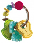 Infantino Slide & Chew Teether Keys
