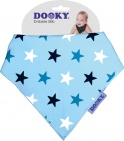 Dooky Dribble Bib Blue Star