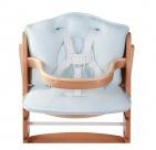 Childhome Stoelverkleiner Lambda 2 Jersey Mint Blue Luxe
