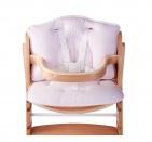 Childhome Stoelverkleiner Lambda 2 Jersey Old Pink Luxe