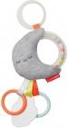 Skip Hop Silver Lining Cloud Rattle Moon Stroller Toy