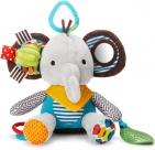 Skip Hop Bandana Buddies Puppet Activity Toy Elephant