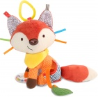 Skip Hop Bandana Buddies Puppet Activity Toy Fox