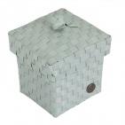 Handed By Box & Top Ascoli Mini Greyish Green