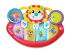 Playgro Jerry's Class Lion Activity Kick Toy