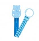 Suavinex Fopspeenkoord Bear Blue