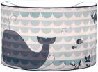 Little Dutch Hanglamp Silhouette Mint Waves 20 x 30 cm