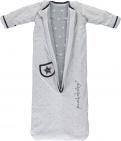 Puckababy Bag 4 Seasons Grey Star 6+ mnd