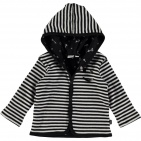 Babylook Vest Stripe/Arrows