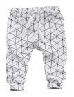 Z8 Broek Snowberry White Grid