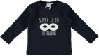 Babylook T-Shirt Hero Dark Blue