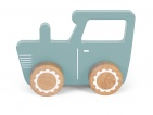 Little Dutch Houten Tractor