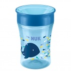 NUK Magic Cup Fish 250ml