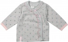 Dirkje T-Shirt Start Grey/Pink