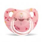 Suavinex Fopspeen Pink Ballerina  6-18mnd