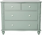 Coming Kids Commode 4 Laden Pebbles Seagreen