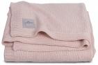 Deken Zomer Soft Knit Creamy Peach 100 x 150 cm