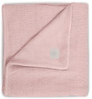 Deken Winter Soft Knit Creamy Peach 100 x 150 cm
