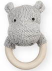 Rammelaar Soft Knit Hippo Light Grey