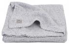 Jollein Deken Zomer Confetti Knit Grey 75 x 100 cm