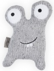 Knuffel Monster Confetti Monster Grey