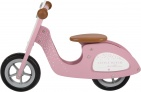 Little Dutch Houten Loopscooter Roze