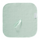 Cottonbaby Speendoekje Wafel Mint