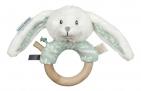 Little Dutch Rammelaar Met Houten Ring Mint