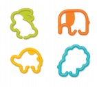 Infantino Animal Parade Silhouette Links