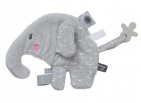 Snoozebaby Elly Elephant Lovely Grey