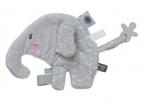 Snoozebaby Elly Elephant Lovely Grey