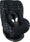 Dooky Seat Cover 1+ Black Tribal