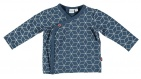 Babylook T-Shirt Graphic Dark Denim