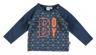 Babylook T-Shirt Boy Dark Denim