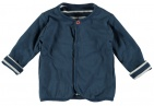 Babylook Vest Stripes Dark Denim
