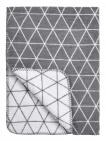 Meyco Deken Triangle Stripe 75 x 100 cm
