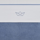 Meyco Laken Boat Jeans  100 x 150 cm