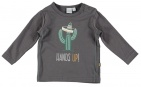 Babylook T-Shirt Hands Up Iron Gate