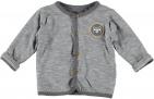 Babylook Vest Grey Melange
