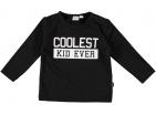 Babylook T-Shirt Coolest Black