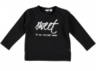 Babylook T-Shirt Sweet Black