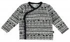 Babylook T-Shirt Overslag Inca